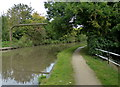 SP3688 : Marston Pipe Bridge crossing the Coventry Canal by Mat Fascione