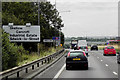 SE5210 : Southbound A1 approaching Skellow by David Dixon