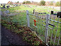 SO1912 : Churchyard entrance gate, Brynmawr by Jaggery