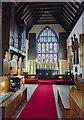 SK8261 : Chancel, St John the Baptist church, Collingham by Julian P Guffogg