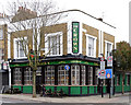 """TQ3086 : """"The Crown"""" public house, Upper Holloway by Julian Osley"""