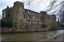 SK7954 : Newark Castle by David Martin