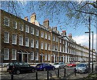 TQ3378 : 20-54 Surrey Square by Stephen Richards