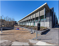 SU1484 : Heelis, HQ of the National Trust by David P Howard