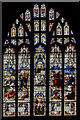 SK7953 : Newbold window, St Mary Magdalene church, Newark by Julian P Guffogg
