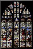 SK7953 : Newbold window, St Mary Magdalene church, Newark by Julian P Guffogg