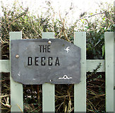 TG2500 : The Decca (sign) by Evelyn Simak