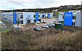 NS3474 : Kelburn Business Park by Thomas Nugent