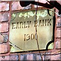 SJ9696 : Early Bank 1900 by Gerald England