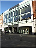 SO8554 : M&S on Worcester High Street by Philip Halling