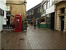 SO8554 : Church Street, Worcester by Philip Halling