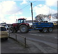 SM9310 : Tractor and trailer, Johnston by Jaggery