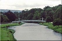 NT2540 : Suspension Bridge by Anthony O'Neil