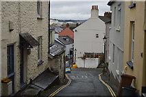 SX4953 : St John's Rd by N Chadwick