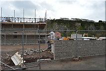 SX4953 : Building site, Turnchapel by N Chadwick