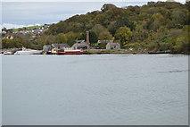 SX4952 : Quay, Hooe Lake by N Chadwick
