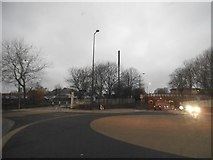 SP5006 : Botley Road by Oxford Station by David Howard