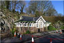 ST5673 : Public Conveniences close to the Clifton Suspension Bridge by Tim Heaton