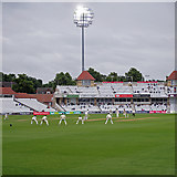 SK5838 : Trent Bridge: a grey day at the match by John Sutton