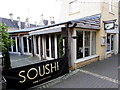 SP0202 : Soushi, Cirencester by Jaggery