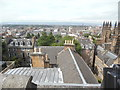 NT2573 : Edinburgh's Skyline from Castle Hill (2) by David Hillas