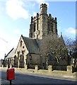 NZ3181 : St Cuthbert's Parish Church, Blyth by Russel Wills