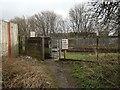 SD5725 : Lions Den Railway Crossing, Bradkirk Lane by Adam C Snape