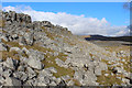 SD6876 : Limestone Scars above Kingsdale by Chris Heaton