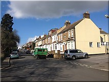 TQ7369 : Mill Road, Frindsbury by Chris Whippet