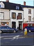 SO8455 : The Marwood (formerly The Green Man) (1), 40 The Tything, Worcester by P L Chadwick