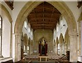 SK9508 : St Peter's church, Empingham by Alan Murray-Rust