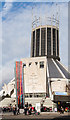 SJ3590 : Liverpool Metropolitan Cathedral - January 2016 (1) by The Carlisle Kid