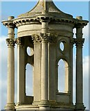 SK9306 : Normanton Church tower by Alan Murray-Rust