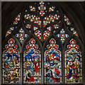 TA0339 : St Paul window, St Mary's church, Beverley by Julian P Guffogg