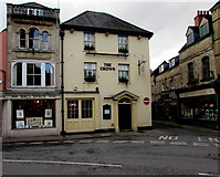 SP0202 : East side of the Crown, Cirencester by Jaggery