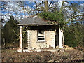TG1602 : Summer house under restoration by Evelyn Simak