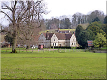 SU7037 : The Manor House, Chawton by Robin Webster