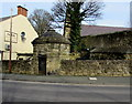 SJ3043 : Grade II listed former village lockup, Bridge Street, Ruabon by Jaggery