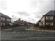 NZ3573 : Links Avenue, Whitley Bay by Graham Robson