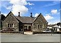 SH8061 : The Old School, Llanrwst by Gerald England