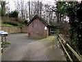 SJ3043 : Waste Water Pumping Station 1231, Ruabon by Jaggery