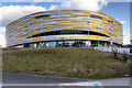 SK3735 : Derby Arena by David Dixon
