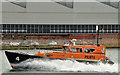 J3675 : Pilot boat, Musgrave Channel, Belfast (March 2016) by Albert Bridge