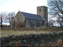 SE9898 : St. John the Baptist's Church, Staintondale by JThomas