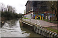 SP0579 : Site of bridge no 2, Stratford Canal by Stephen McKay