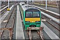 NS5168 : A London Midland Class 320 Electric Train at Yoker Depot by Garry Cornes