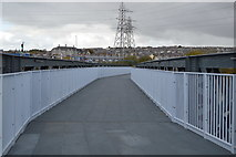 SX5054 : Laira Bridge by N Chadwick