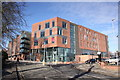 SJ4066 : Fountains Health Centre and Apartment Building, George Street, Chester by Jeff Buck