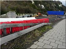 TR3140 : Traffic lane barriers by John Baker