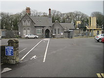 S1170 : Templemore railway station, County Tipperary by Nigel Thompson